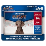 PetArmor Fast Caps Oral Flea Tablets for Dogs over 25 lbs 6